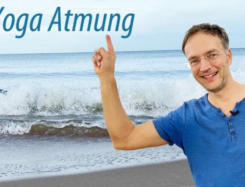 Yoga Atmung – Alles was Yoga-Anfänger über den Atem wissen müssen