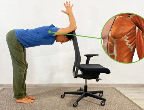 Yoga im Büro – 8 einfache Yoga-Übungen am Arbeitsplatz
