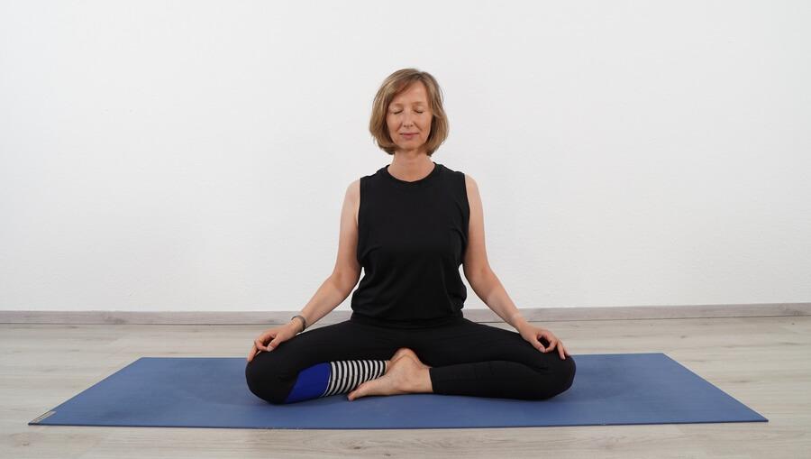 Yogabasics Meditation fuer Anfaenger