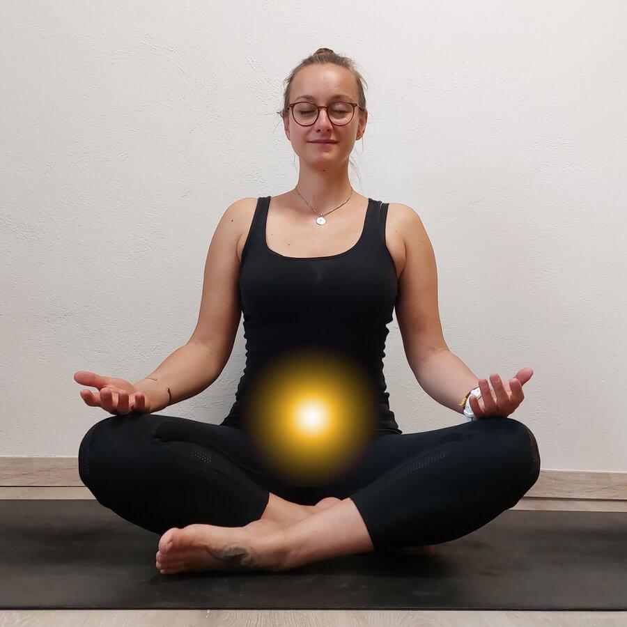 Chakra Yoga Sakralchakra