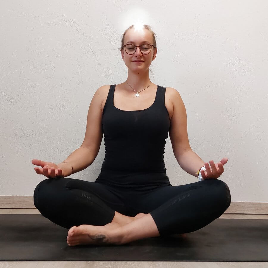 Chakra Yoga Scheitelchakra
