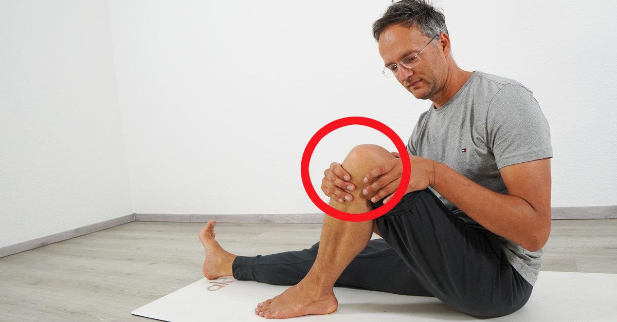 Yoga Knieschmerzen