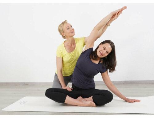 Yoga in der Schwangerschaft – 4 Videos für dich und dein Baby